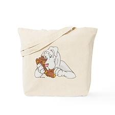 NWt Bearhug Tote Bag