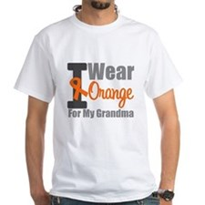 I Wear Orange (Grandma) Shirt