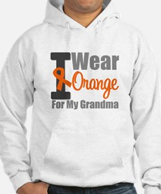 I Wear Orange (Grandma) Hoodie