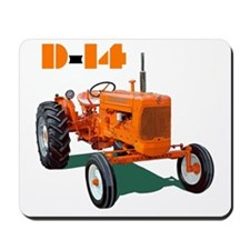 The Model D-14 Mousepad