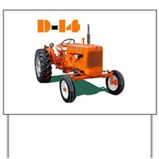 The Model D-14 Yard Sign