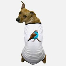 Lilac Breasted Roller Dog T-Shirt