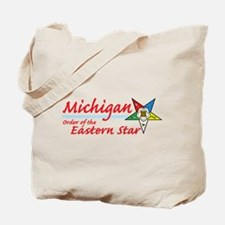 Michigan Eastern Star Tote Bag