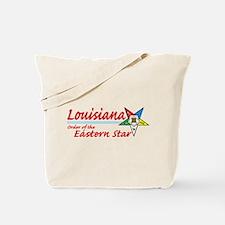Louisiana Eastern Star Tote Bag