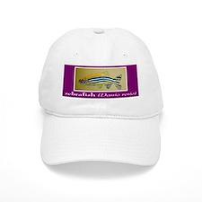 Zebrafish Baseball Cap