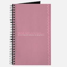 Journal - Miss Melanoma