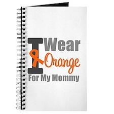 I Wear Orange For My Mommy Journal