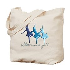 What moves you Dance Tote Bag