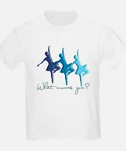 What moves you Dance T-Shirt