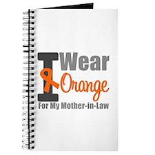 I Wear Orange (MIL) Journal