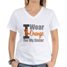 I Wear Orange (Sister) Shirt