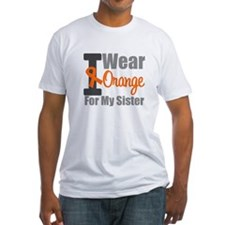 I Wear Orange (Sister) Shirt