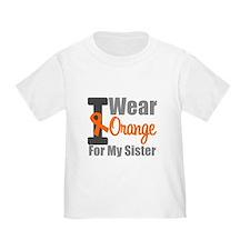 I Wear Orange (Sister) T