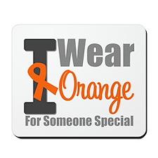I Wear Orange (Special) Mousepad