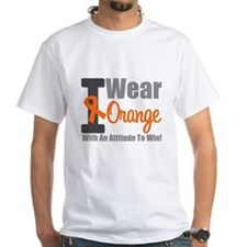 I Wear Orange (Attitude) Shirt