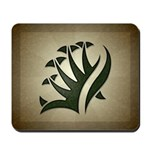 Tribal Frond Mousepad