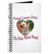 Animal Lovers Unite! Journal