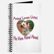 Animal Lovers Unite! Journal