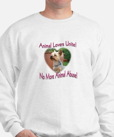Animal Lovers Unite! Sweatshirt