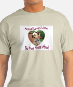 Animal Lovers Unite! T-Shirt