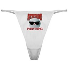 Attitude is Everything - Golf Classic Thong