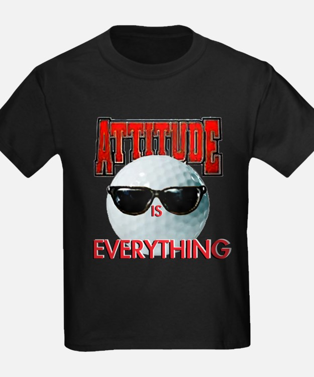 Attitude is Everything - Golf T