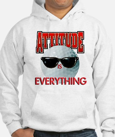 Attitude is Everything - Golf Jumper Hoody