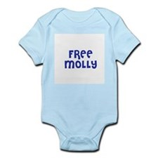 Free Molly Infant Creeper