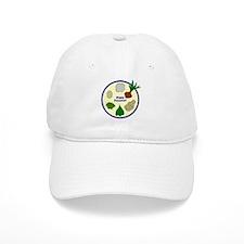 Seder Plate Baseball Cap