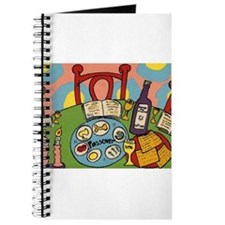 Seder Table Journal