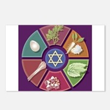 Seder Plate Other Postcards (Package of 8)