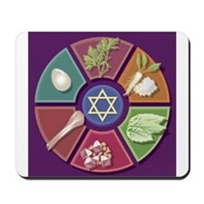 Seder Plate Other Mousepad