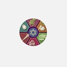 Seder Plate Other Mini Button