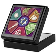 Seder Plate Other Keepsake Box