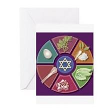 Seder Plate Other Greeting Cards (Pk of 20)