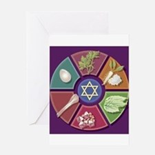 Seder Plate Other Greeting Card