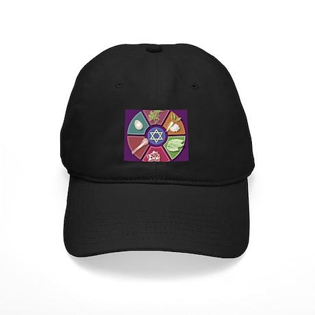 Seder Plate Other Black Cap