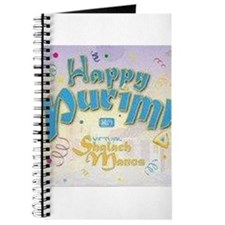 Happy Purim Journal