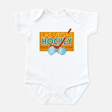 Vegas Hockey Infant Bodysuit