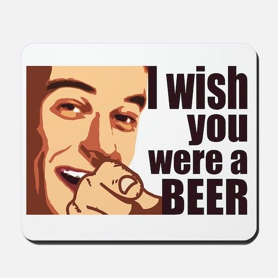 Beer t-shirts Mousepad