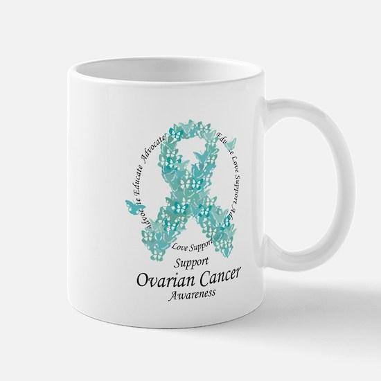 OC Butterfly Ribbon Mug