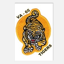 VA 65 Tigers Postcards (Package of 8)