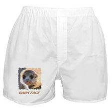 BABY FACE Boxer Shorts
