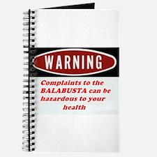 Warning II Journal