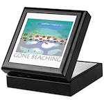 Gone Beaching - Beach Keepsake Box