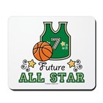 Future All Star Basketball Mousepad
