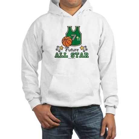 Future All Star Basketball Hooded Sweatshirt