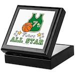Future All Star Basketball Keepsake Box