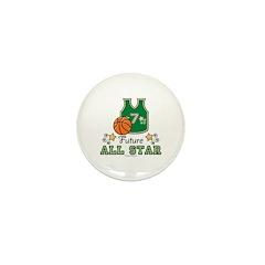 Future All Star Basketball Mini Button (100 pack)