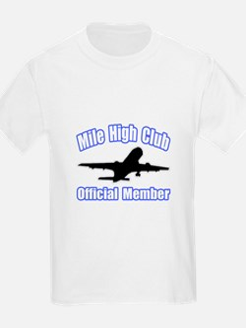 """""""Mile High Club"""" T-Shirt"""